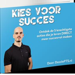 Kies voor succes ebook