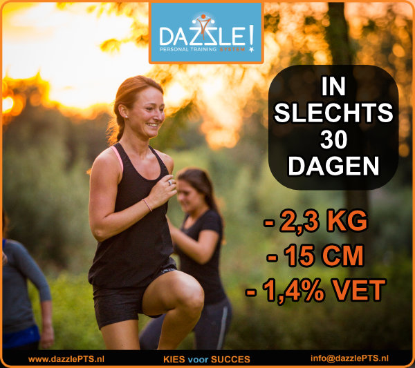 results danielle delahaye personal trainer eindhoven
